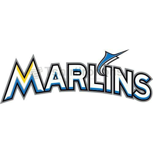 Miami Marlins T-shirts Iron On Transfers N1688