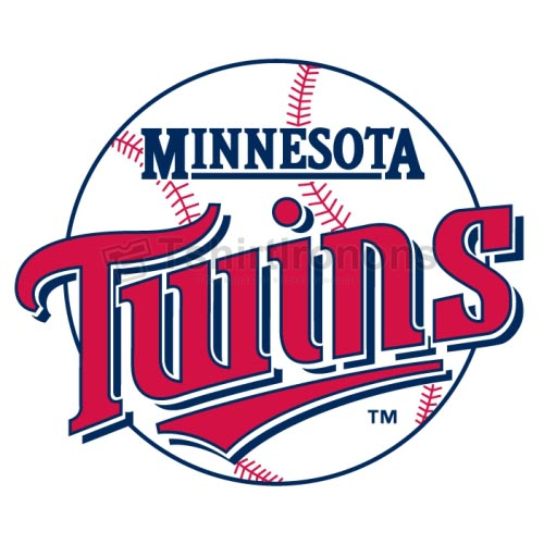 Minnesota Twins T-shirts Iron On Transfers N1736
