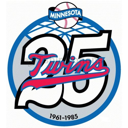 Minnesota Twins T-shirts Iron On Transfers N1741