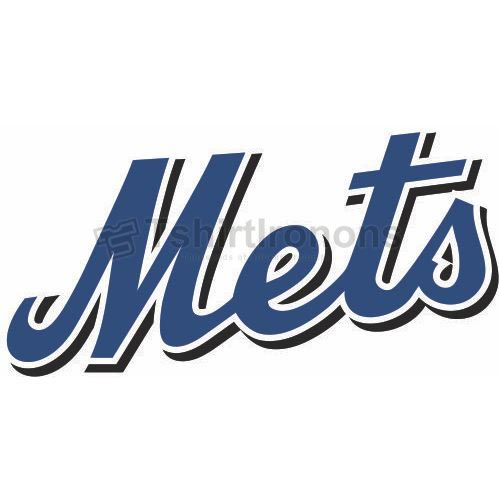 New York Mets T-shirts Iron On Transfers N1757