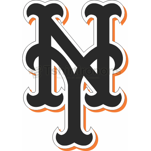New York Mets T-shirts Iron On Transfers N1766