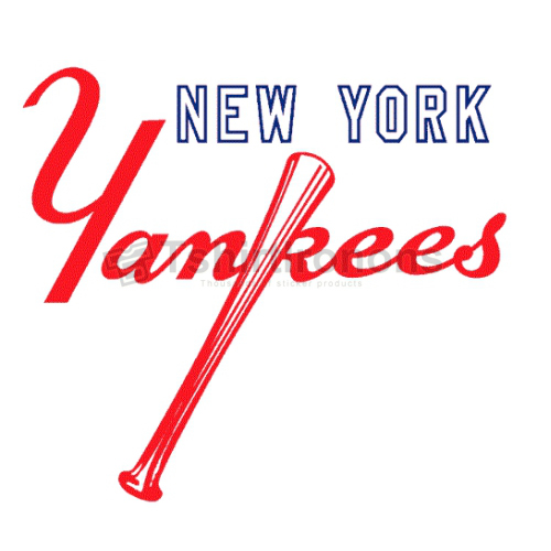 New York Yankees T-shirts Iron On Transfers N1774
