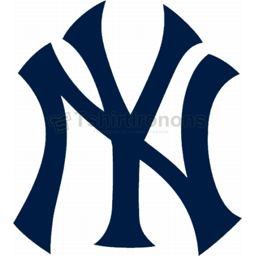 New York Yankees T-shirts Iron On Transfers N1780