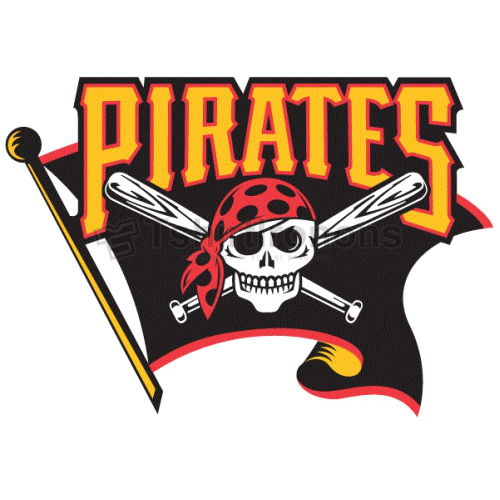 Pittsburgh Pirates T-shirts Iron On Transfers N1824