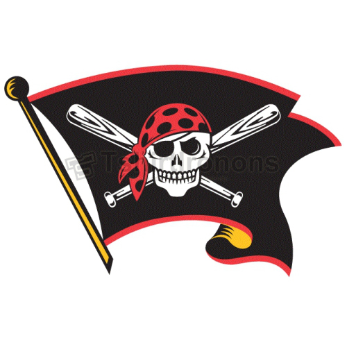 Pittsburgh Pirates T-shirts Iron On Transfers N1825