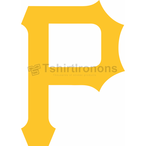 Pittsburgh Pirates T-shirts Iron On Transfers N1827