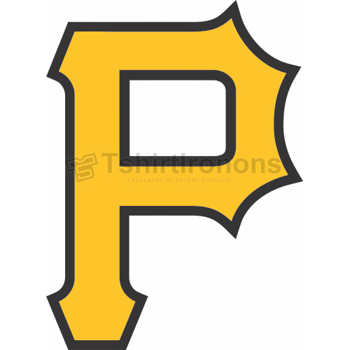 Pittsburgh Pirates T-shirts Iron On Transfers N1830