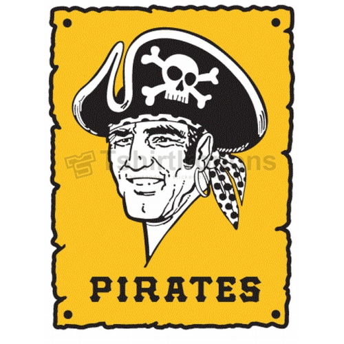 Pittsburgh Pirates T-shirts Iron On Transfers N1831