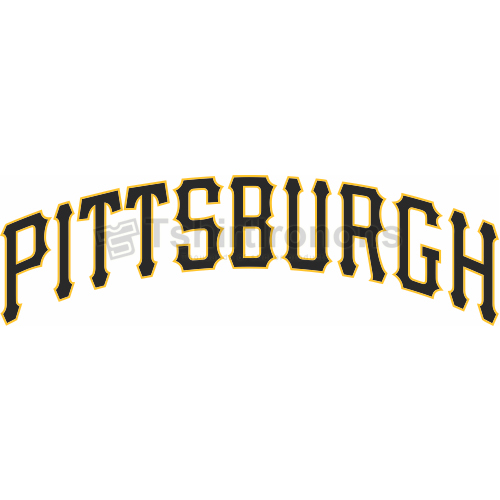 Pittsburgh Pirates T-shirts Iron On Transfers N1834