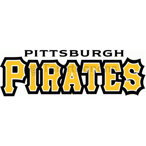 Pittsburgh Pirates T-shirts Iron On Transfers N1835