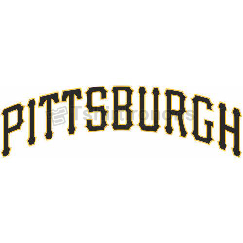 Pittsburgh Pirates T-shirts Iron On Transfers N1838