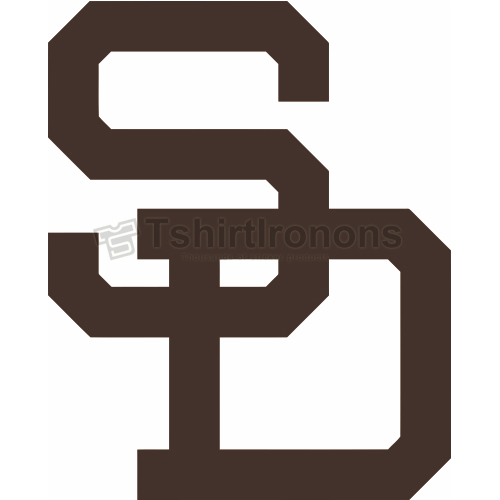 San Diego Padres T-shirts Iron On Transfers N1845