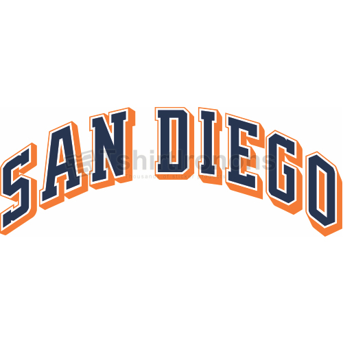 San Diego Padres T-shirts Iron On Transfers N1867