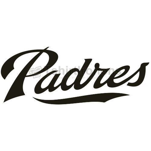 San Diego Padres T-shirts Iron On Transfers N1873