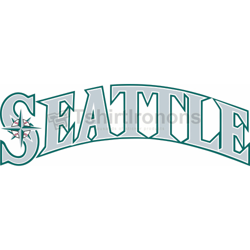 Seattle Mariners T-shirts Iron On Transfers N1918