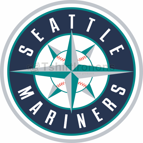 Seattle Mariners T-shirts Iron On Transfers N1925