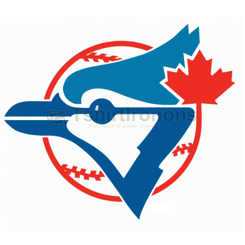 Toronto Blue Jays T-shirts Iron On Transfers N1983