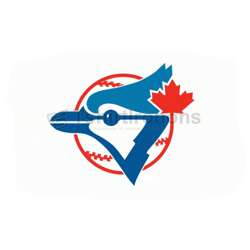 Toronto Blue Jays T-shirts Iron On Transfers N1986