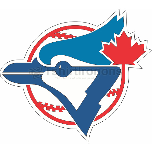 Toronto Blue Jays T-shirts Iron On Transfers N1987