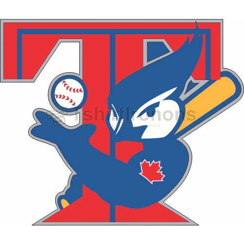 Toronto Blue Jays T-shirts Iron On Transfers N1990