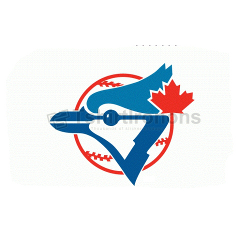 Toronto Blue Jays T-shirts Iron On Transfers N1993