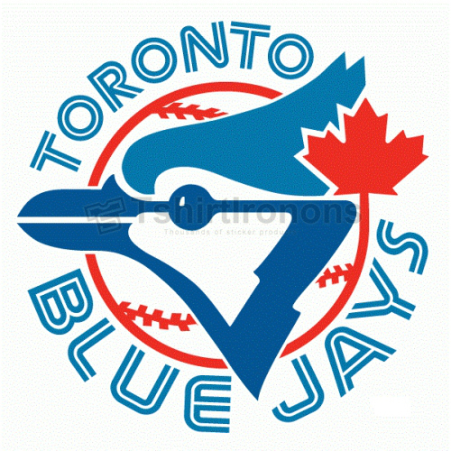 Toronto Blue Jays T-shirts Iron On Transfers N1995