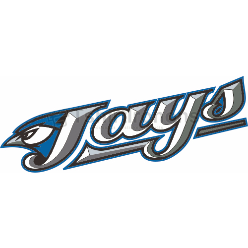 Toronto Blue Jays T-shirts Iron On Transfers N1999