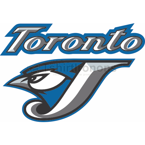 Toronto Blue Jays T-shirts Iron On Transfers N2000