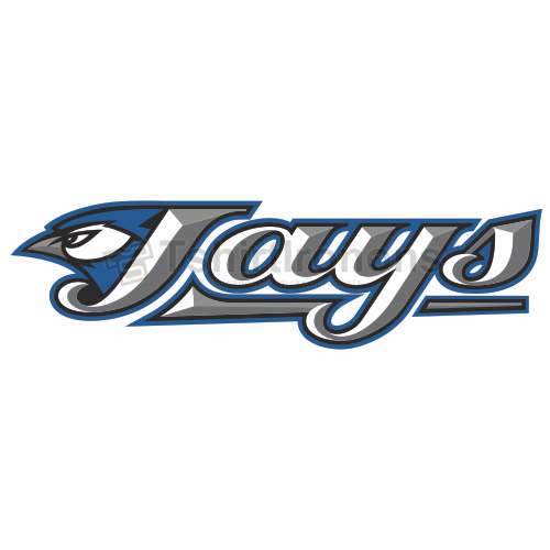 Toronto Blue Jays T-shirts Iron On Transfers N2004