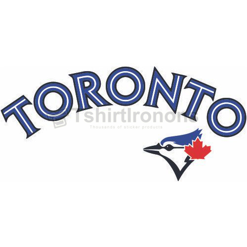 Toronto Blue Jays T-shirts Iron On Transfers N2007