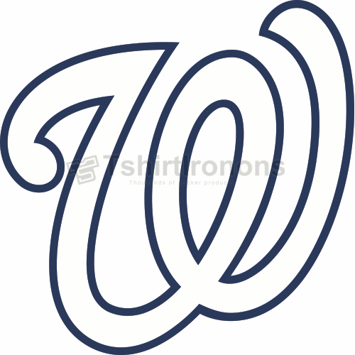 Washington Nationals T-shirts Iron On Transfers N2019