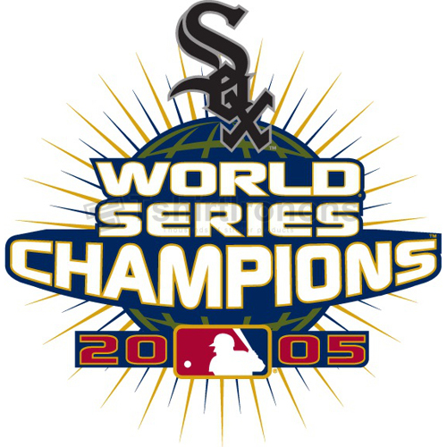 World Series Champions T-shirts Iron On Transfers N2035