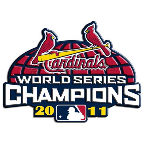 World Series Champions T-shirts Iron On Transfers N2039