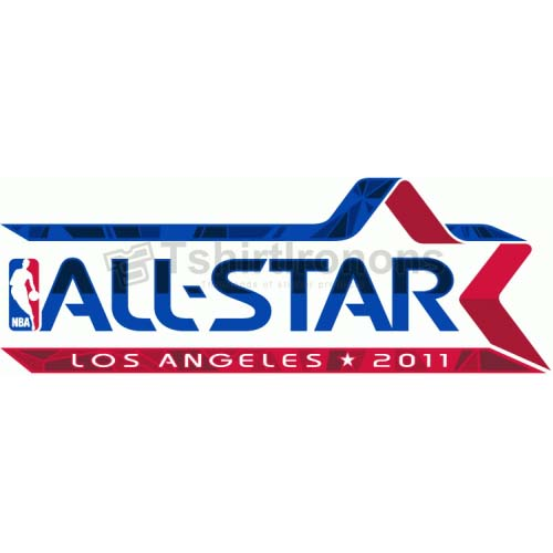 NBA All Star Game T-shirts Iron On Transfers N856