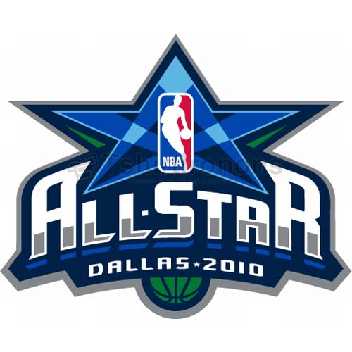 NBA All Star Game T-shirts Iron On Transfers N857