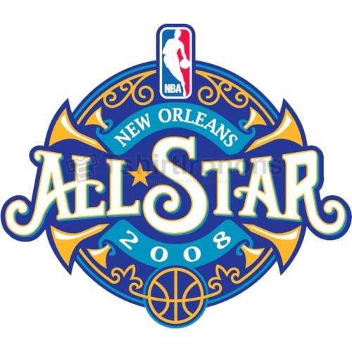 NBA All Star Game T-shirts Iron On Transfers N859