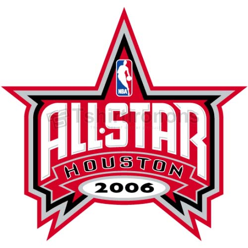 NBA All Star Game T-shirts Iron On Transfers N861