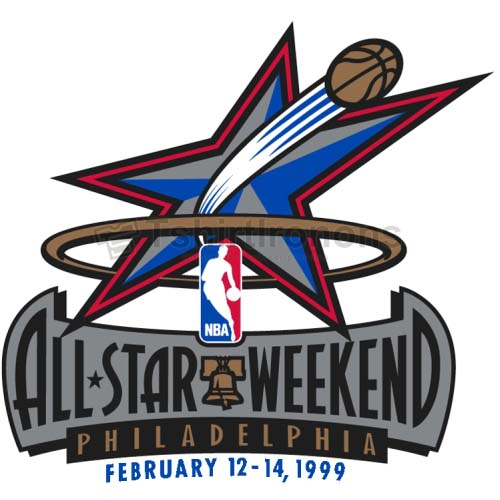 NBA All Star Game T-shirts Iron On Transfers N867