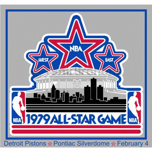 NBA All Star Game T-shirts Iron On Transfers N878