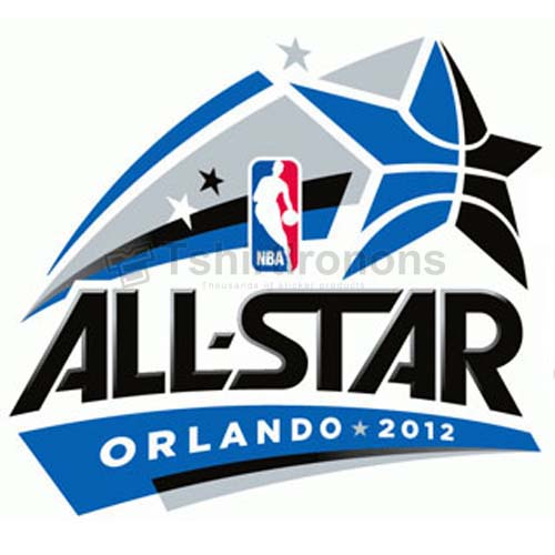 NBA All Star Game T-shirts Iron On Transfers N887
