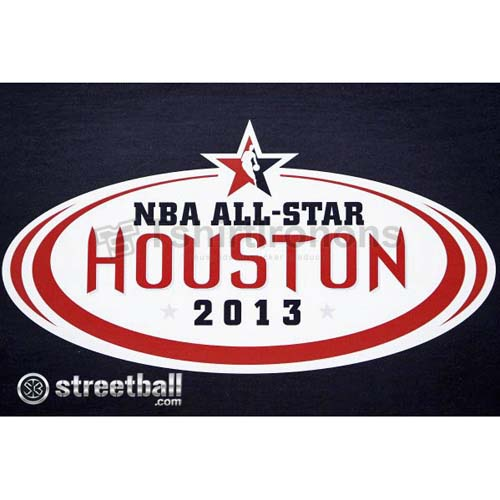 NBA All Star Game T-shirts Iron On Transfers N889