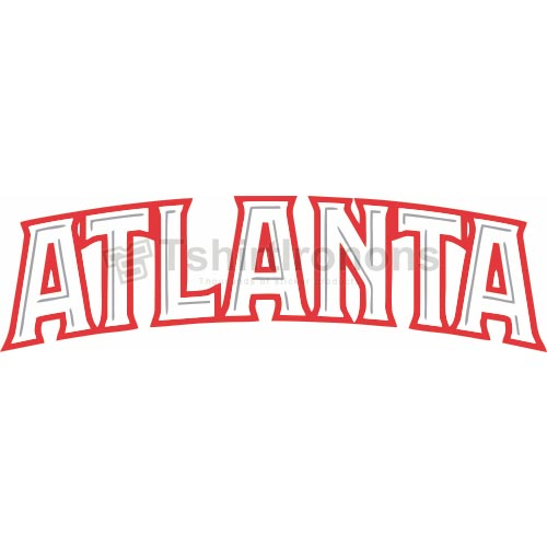 Atlanta Hawks T-shirts Iron On Transfers N902