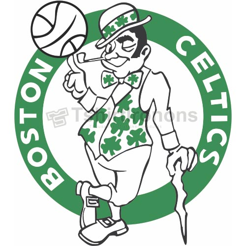 Boston Celtics T-shirts Iron On Transfers N915