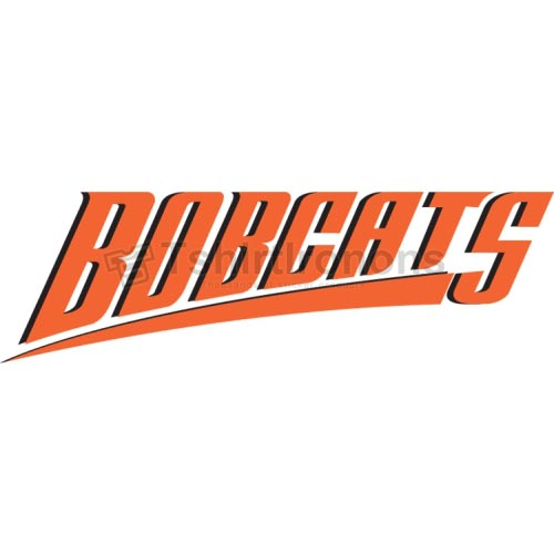Charlotte Bobcats T-shirts Iron On Transfers N925