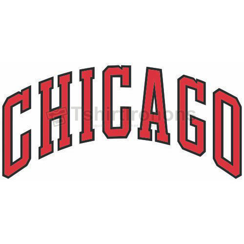 Chicago Bulls T-shirts Iron On Transfers N940