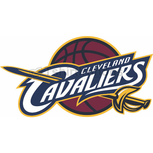 Cleveland Cavaliers T-shirts Iron On Transfers N941