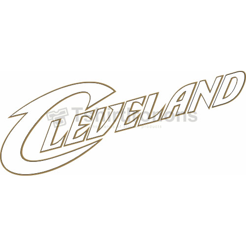 Cleveland Cavaliers T-shirts Iron On Transfers N944