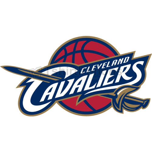 Cleveland Cavaliers T-shirts Iron On Transfers N947
