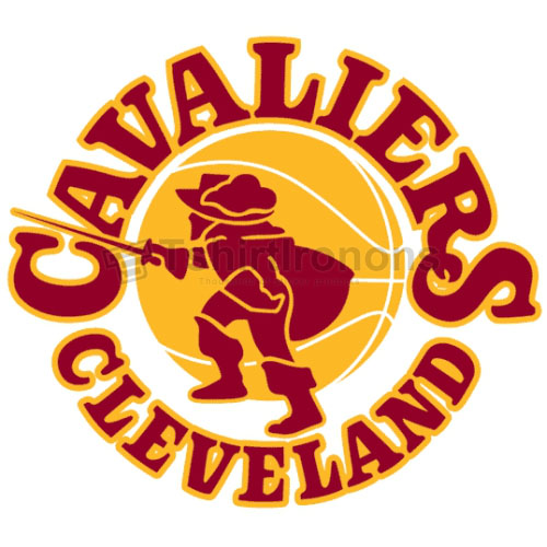 Cleveland Cavaliers T-shirts Iron On Transfers N949