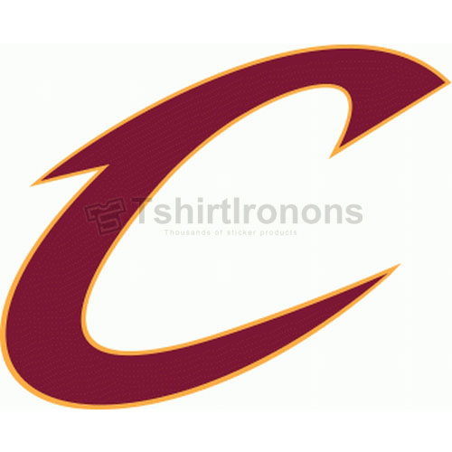 Cleveland Cavaliers T-shirts Iron On Transfers N952